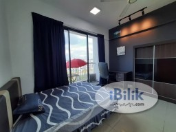 Room Rental in Kuala Lumpur - Room with balcony at Parkhill Residence, Bukit Jalil (female unit)