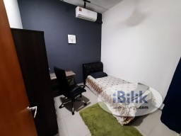 Room Rental in Kuala Lumpur - Single Room at Parkhill Residence, Bukit Jalil