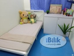Room Rental in Kuala Lumpur - Best Offer Zero Deposit !! Small room for rent at Bukit Jalil