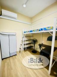 Room Rental in Petaling Jaya - Cozy 1 Month Deposit ~ Walking Distance LRT Kelana Jaya Room in SS4 For Rent!