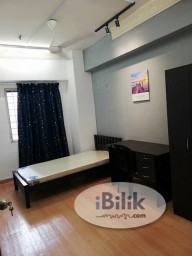 Room Rental in Kuala Lumpur - Available now [For students and working adult that want to rent a room in sri petaling]