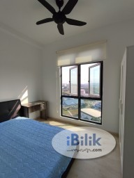 Room Rental in Kuala Lumpur - Middle Room at Parkhill Residence, Bukit Jalil