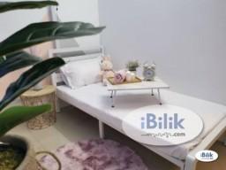 Room Rental in  - Available now 1 Month Deposit. Medium Room Walking distance Taman Mutiara MRT