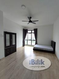 Room Rental in Kuala Lumpur - Large Master Room at Parkhill Residence, Bukit Jalil