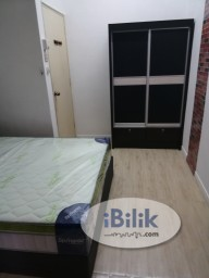 Room Rental in  - Middle Room at Taman Perling, Iskandar Puteri