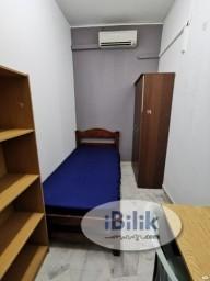 Room Rental in Selangor - For Rent Zero Deposit ~ Can be walking LRT SS15 Subang