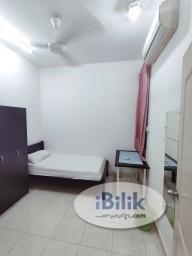 Room Rental in Petaling Jaya - Bandar utama at Pelangi utama condominium single room