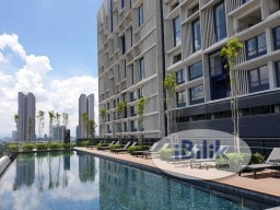 Room Rental in Malaysia - Partly Furnished Studio with 1 Room at Tamarind Suites, Cyberjaya