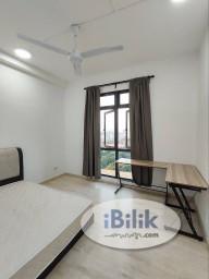 Room Rental in Kuala Lumpur - Medium room for rent @ Parkhill Residence Bukit Jalil