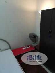 Room Rental in  - Single Room at Taman Perling, Iskandar Puteri (Near Bukit Indah, Free Wifi, Utilities Included)