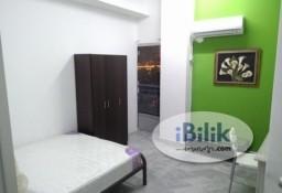 Room Rental in  - convenience Middle Room Ridzuan Condo Bandar Sunway, Subang Jaya, walk to BRT