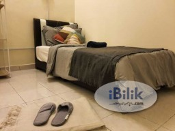 Room Rental in  - Single Room at Palmville Condo, sunway pinnacle, Sunway university, sunway pyramid