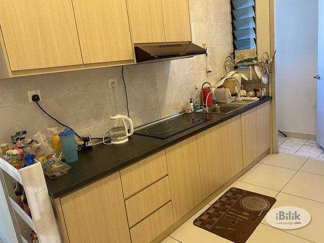 ZERO DEPOSIT Subang Bandar Sunway Fully Furnished Single Room!