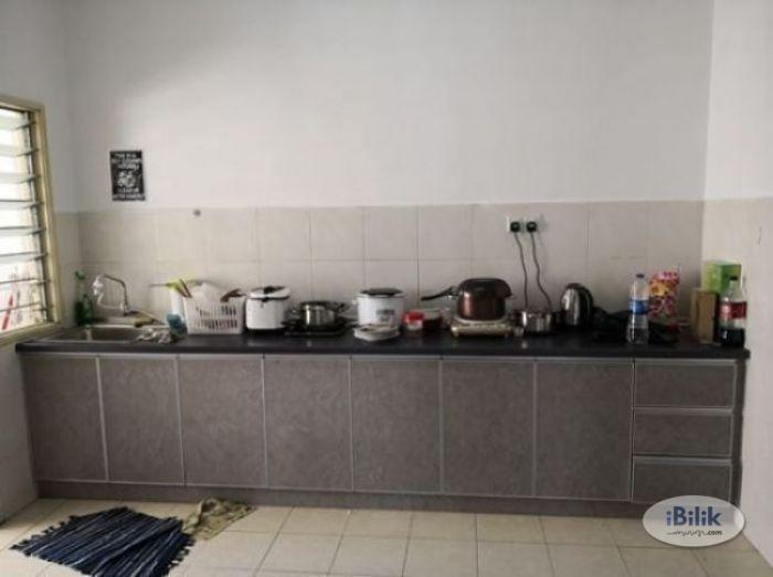 (MCO free rental) Suriamas condominium- bandar sunway (free wifi and water)