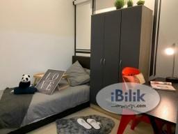 Room Rental in  - For Rent (MCO free rental) JALAN PJS 7, Brandnew Room, Fully furnished, 10min walk to Taylors university (bandar sunway