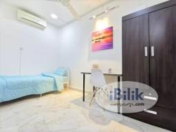 Room Rental in  - EXCLUSIVE FULLY FURNISHED MEDIUM ROOM @ Sunway Court PJS 7 [Prefer Female]
