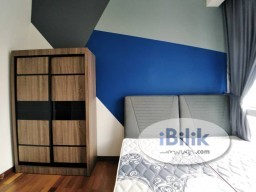 Room Rental in  - Middle Room at Paradiso Nuova, Medini with deposit ( Female Only )