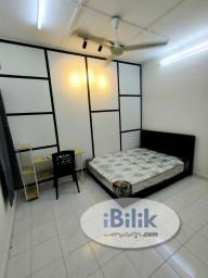 Room Rental in  - Medium Room attach bathroom, USJ 2, Furnished, Low DEPO