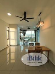 Room Rental in Kuala Lumpur - Single room for rent @ Parkhill Residence Bukit jalil
