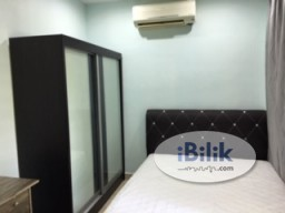 Room Rental in Selangor - Middle Room at Cyberia Crescent 1, Cyberjaya