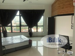 Room Rental in Malaysia - 0% Deposit ! Junior Room Available in Chymes Residences @ Datuk Keramat with Free WIFI
