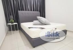 Room Rental in Kuala Lumpur - Walking distance to LRT/Large Master Room with Private Bathroom at Kiara Residence 2 Bukit Jalil, OUG, Sri Petaling, Kinrara, Puchong
