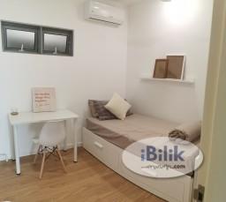 Room Rental in Selangor - Single Room at LakeFront Residence, Cyberjaya