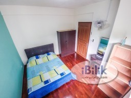 Room Rental in Selangor - Comfy Small Room at Cyber Heights Villa, Cyberjaya