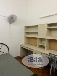 Room Rental in Malaysia - Single Room in Taman Mayang, Kelana Jaya with High Speed WIFI