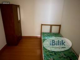 Room Rental in Selangor - Single Room at Cyberia SmartHomes, Cyberjaya