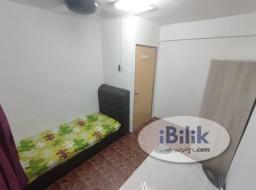 Room Rental in Selangor - Single Room at Precinct 9, Putrajaya