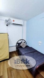 Room Rental in Kuala Lumpur - RM1 Rental for 2ND Month ✨ Middle room for rent at taman maluri