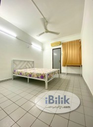 Room Rental in Selangor - 💓Middle Room at Bandar Utama  ⭐Near to One Utama , MRT Bandar Utama, 1 Power House , First Avenue , Centre Point , IKEA , MRT Mutiara Damansara