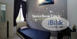 Room Rental in Melaka - Cheng Ria Single room New furniture Near MalimMerdeka permai Cheng Ria apartment!