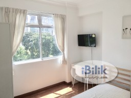 Room Rental in Central Area - No owner staying! Common room at 160 killiney road for rent! Aircon wifi!