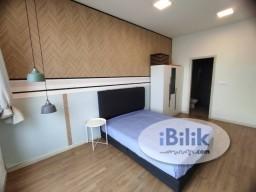 Room Rental in Kuala Lumpur - Master Room at Casa Green, Bukit Jalil (attached Bathroom) (Fully Furnished) 5min walk to LRT Muhibbah