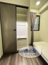 Room Rental in Kuala Lumpur - Single Room at The Rainz, Bukit Jalil