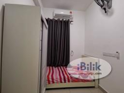 Room Rental in Kuala Lumpur - Single Room at Parkhill Residence, Bukit Jalil LRT APU IMU