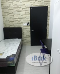 Room Rental in Kuala Lumpur - Single Room at The Havre, Bukit Jalil