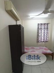 Room Rental in Selangor - Cyberia room for rental