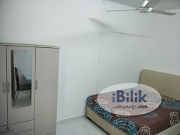 Room Rental in Petaling Jaya - Fully Furnished Master Bed Room For Rent at PJS10/16 - Weekly Cleaner+100mbps Wifi