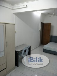 Room Rental in Selangor - PJS10/16 - Spacious Master Bed Room with Private Bathroom (Double Storey Landed House)