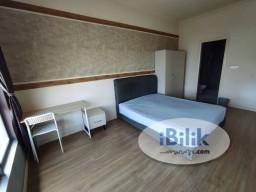 Room Rental in Kuala Lumpur - Master Room at Casa Green, Bukit Jalil (Fully Furnished) (Attached Bathroom) 5min walk to LRT Muhibbah