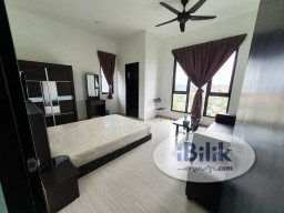 Room Rental in Kuala Lumpur - ⭐ [FREE Utilities Incl AC]  Cozy Master Room at The Havre, Bukit Jalil with walking distance to Aurora Mall / Pavilion 2 (Female Preferable)