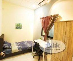 Room Rental in Malaysia - Single Bedroom at Bandarhilir- Near Melaka raya-General Hospital-kota laksamana- Semabok