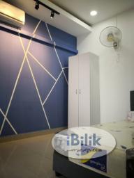 Room Rental in Malaysia - (MCO free rental) 24hrs CCTV- 5min to LRT- Single Room at Jalan Kenari- IOI boulevard-  Bandar Puchong Jaya- P IOI boulevard-  Bandar Puchong Jaya- ja