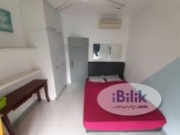 Room Rental in Petaling Jaya - cushy Rooms near IKEA TESCO Mutiara Damansara Metropolitan Square PJ Full Furnish!