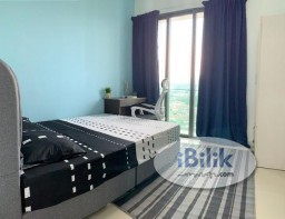 Room Rental in Kuala Lumpur - Setapak Big Twin Couple Room with Great View Fully Furnished