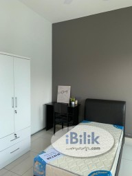 Room Rental in Seremban - Co-Living, UTILITIES included, WiFi .. Middle Room at Bandar Sri Sendayan, Sendayan