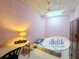Room Rental in Malaysia - Middle Room at Seremban, Negeri Sembilan, Bilik Sewa Seremban {Negotiable} HTJ, Palm Mall, Seremban 2, AEON, NSK, Columbia Asia Hosp, Bkt Kepayang